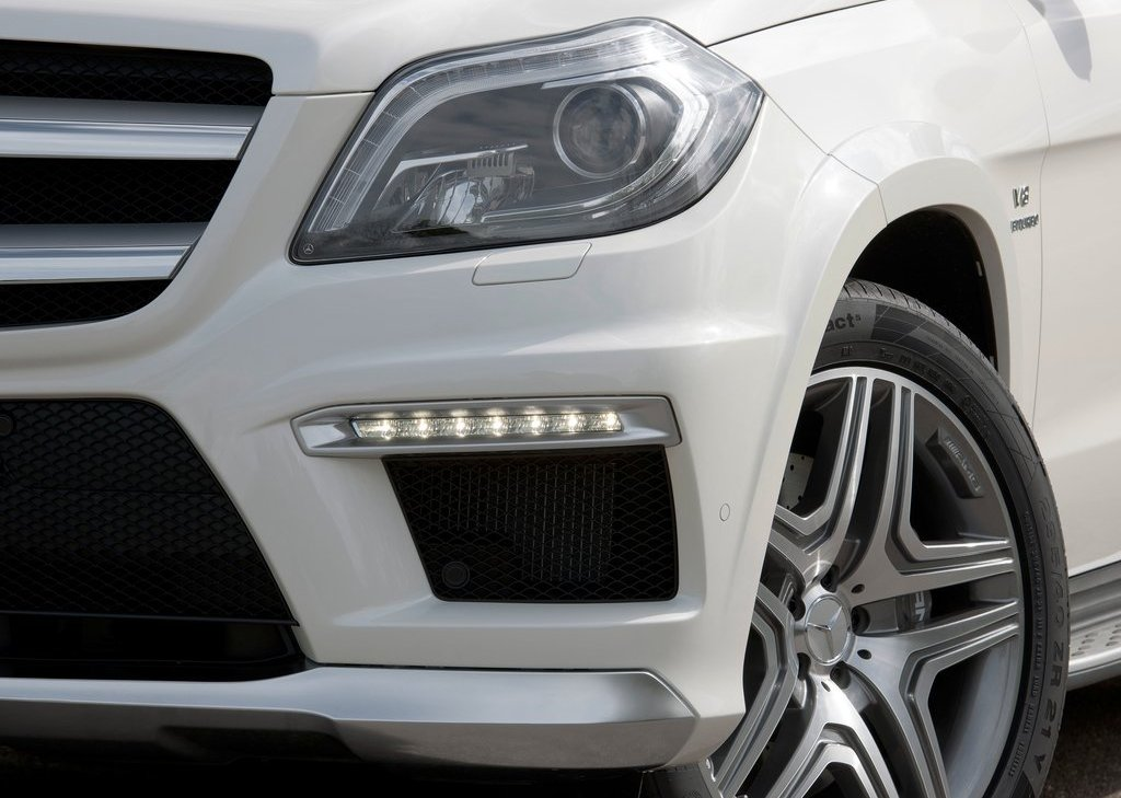 2013 Mercedes Benz GL63 AMG Lamp (View 10 of 15)