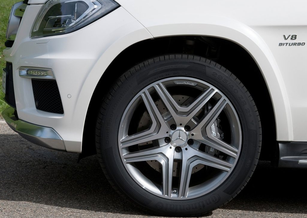 2013 Mercedes Benz GL63 AMG Wheels (View 14 of 15)