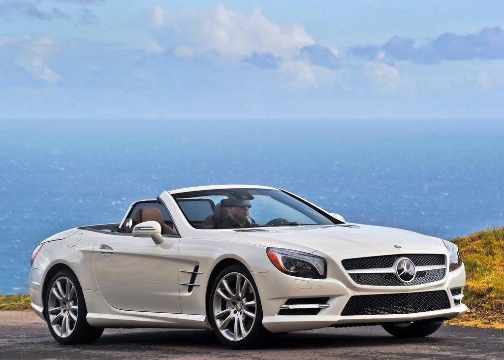 2013 Mercedes Benz SL (View 9 of 18)