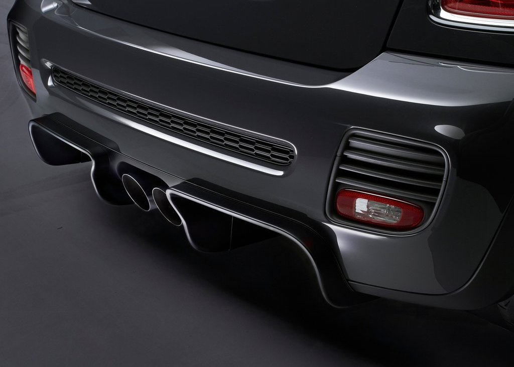 2013 Mini John Cooper Works GP Exhaust (Photo 3 of 12)