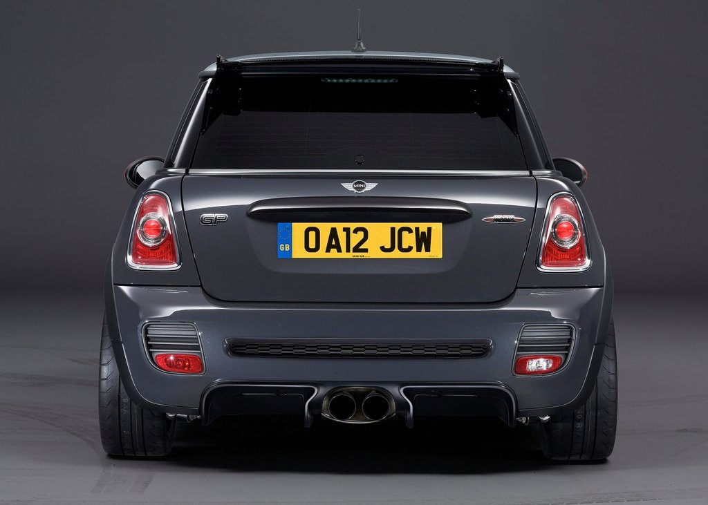 2013 Mini John Cooper Works GP Rear (Photo 8 of 12)