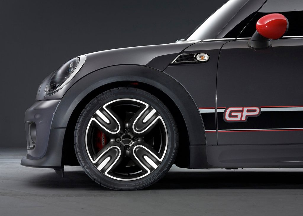 2013 Mini John Cooper Works GP Wheels (Photo 12 of 12)