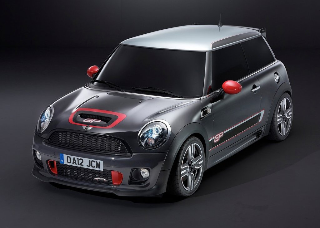 Featured Image of 2013 Mini John Cooper Works GP Review