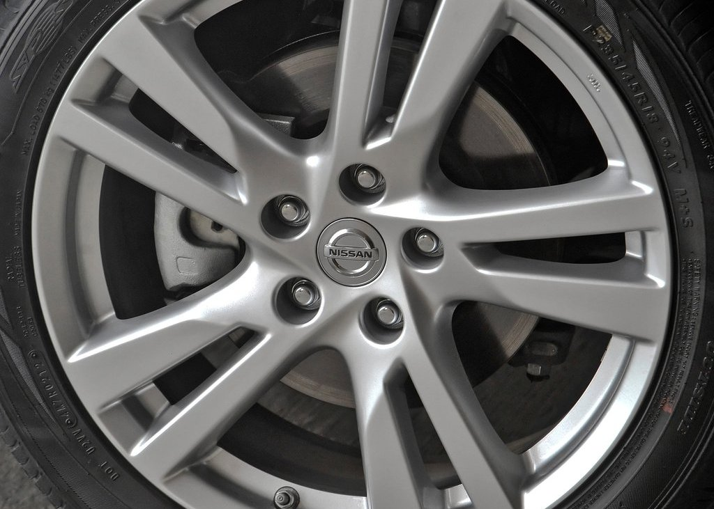 2013 Nissan Altima Sedan Wheels (Photo 13 of 13)