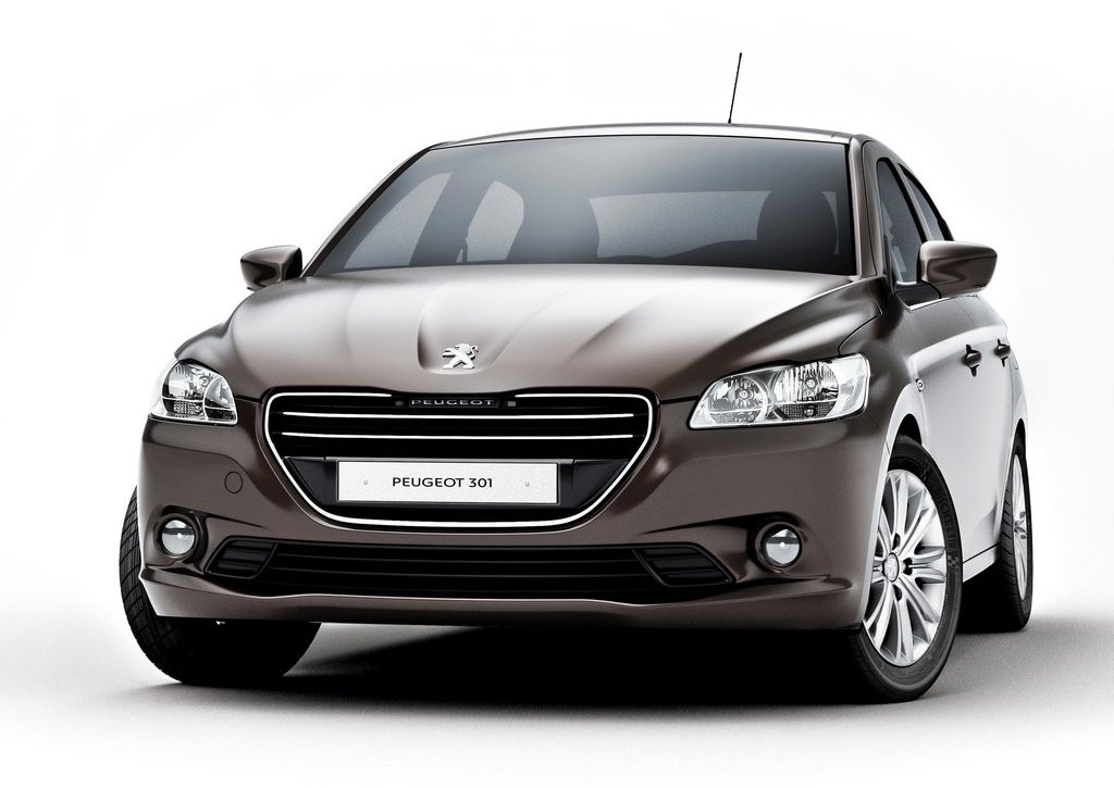 2013 Peugeot 301 Front (Photo 2 of 6)