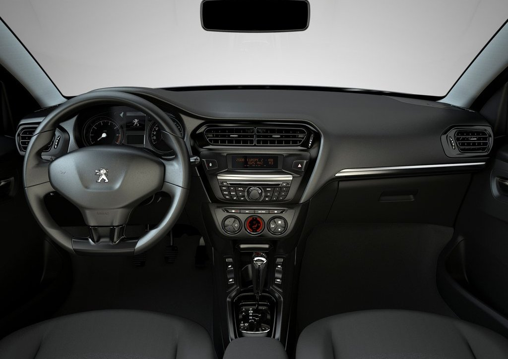 2013 Peugeot 301 Interior (Photo 4 of 6)