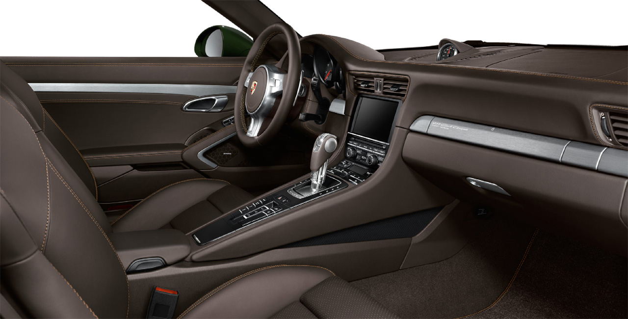 2013 Porsche 911 Club Coupe Interior (View 3 of 6)
