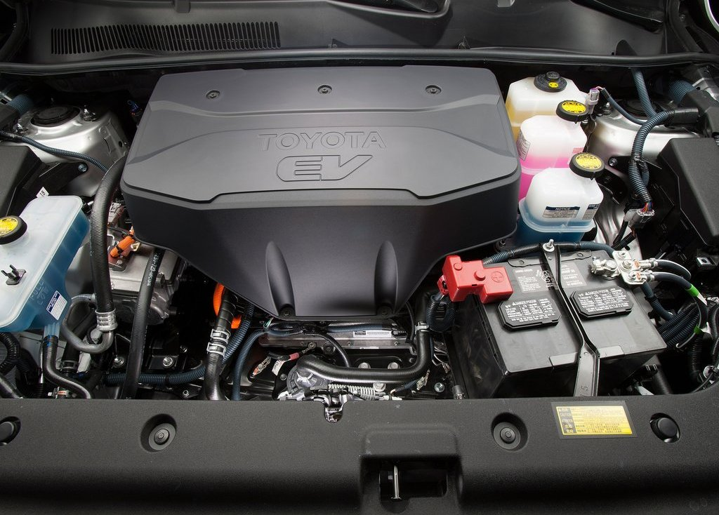 2013 Toyota RAV4 EV Engine (Photo 6 of 21)