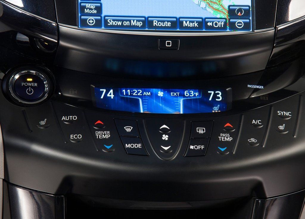 2013 Toyota RAV4 EV Feature (Photo 8 of 21)