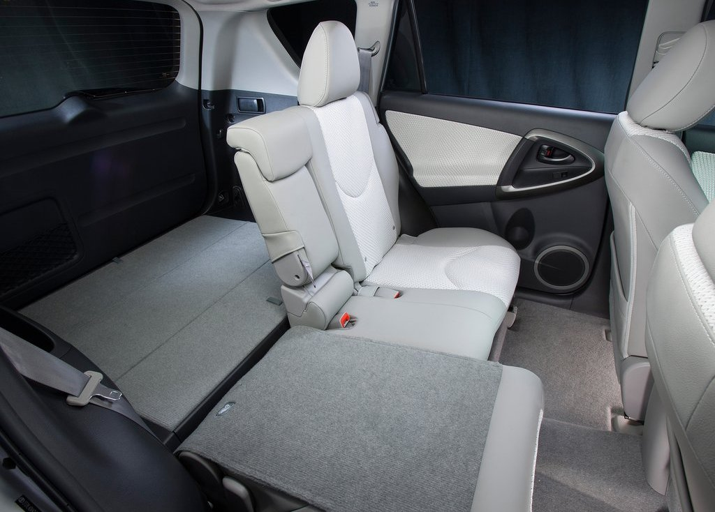 2013 Toyota RAV4 EV Seat (View 17 of 21)