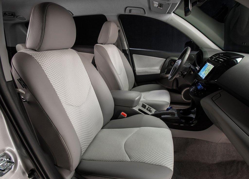 2013 Toyota RAV4 EV Seat (View 18 of 21)