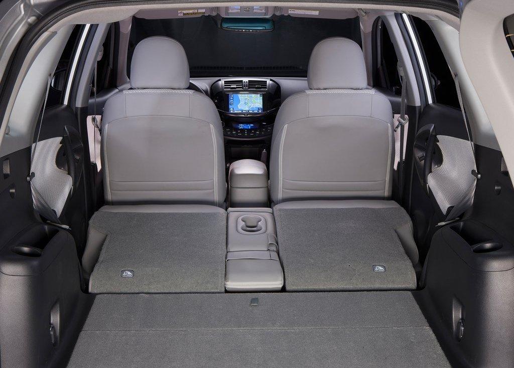 2013 Toyota RAV4 EV Trunk (View 21 of 21)