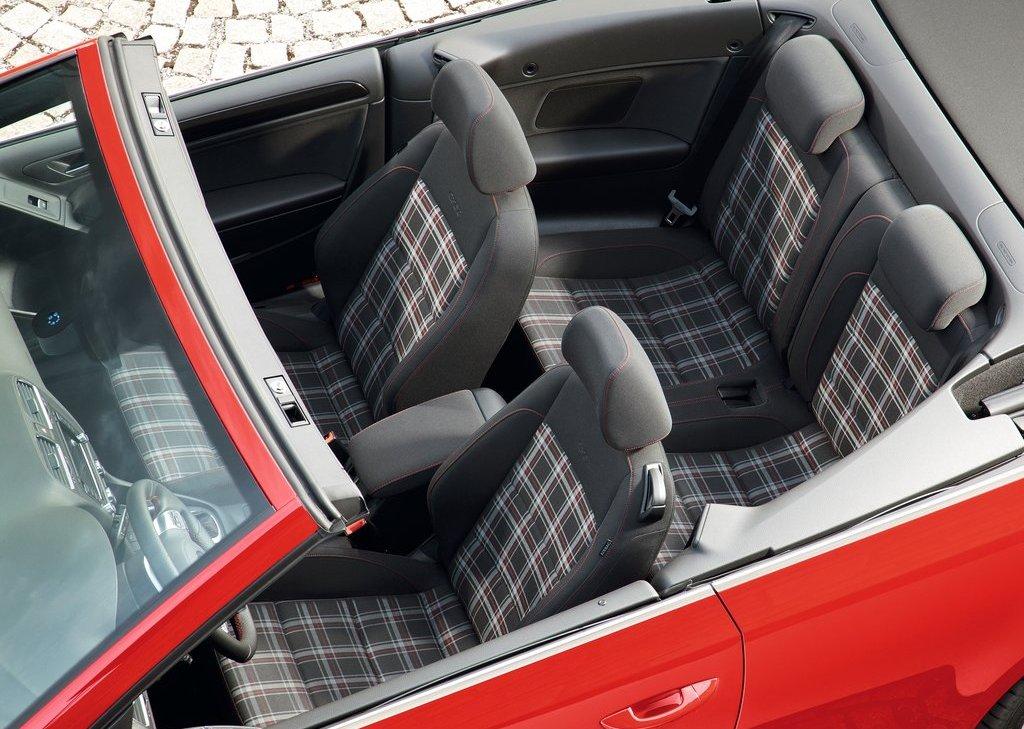 2013 Volkswagen Golf GTI Cabriolet Seat (View 8 of 11)