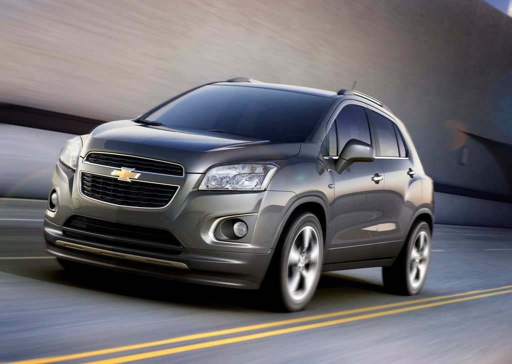 Featured Image of 2014 Chevrolet Trax New Mini Car