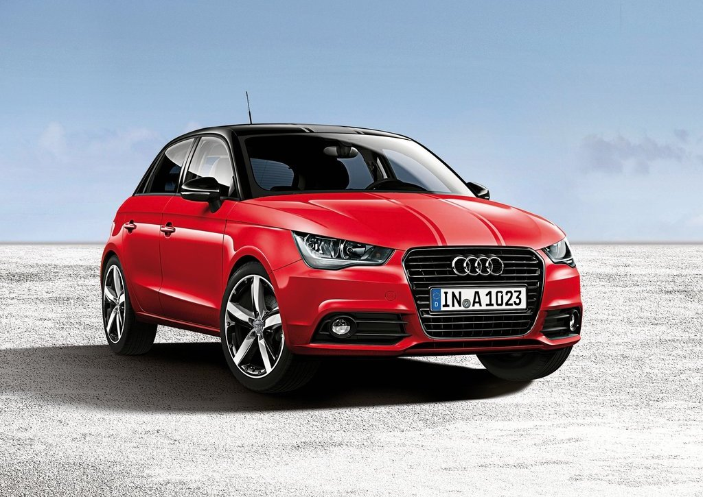 2012 Audi A1 Amplified Front (Photo 3 of 8)