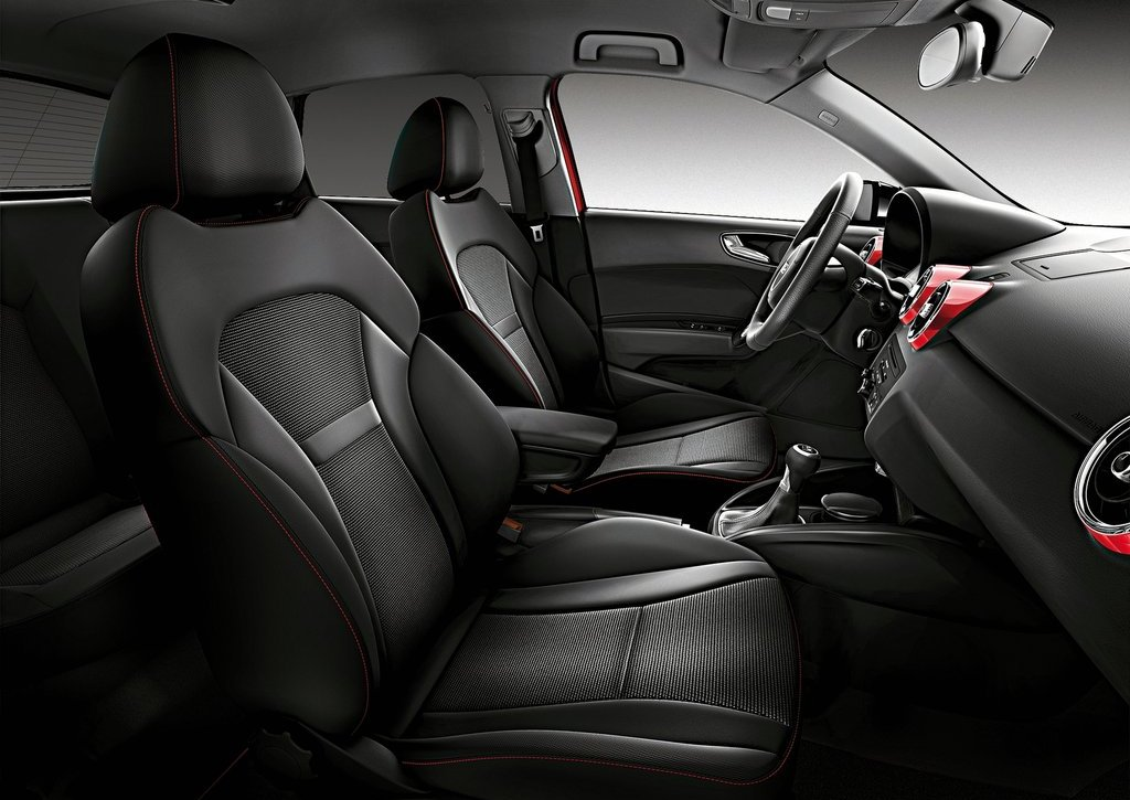 2012 Audi A1 Amplified Room (View 5 of 8)