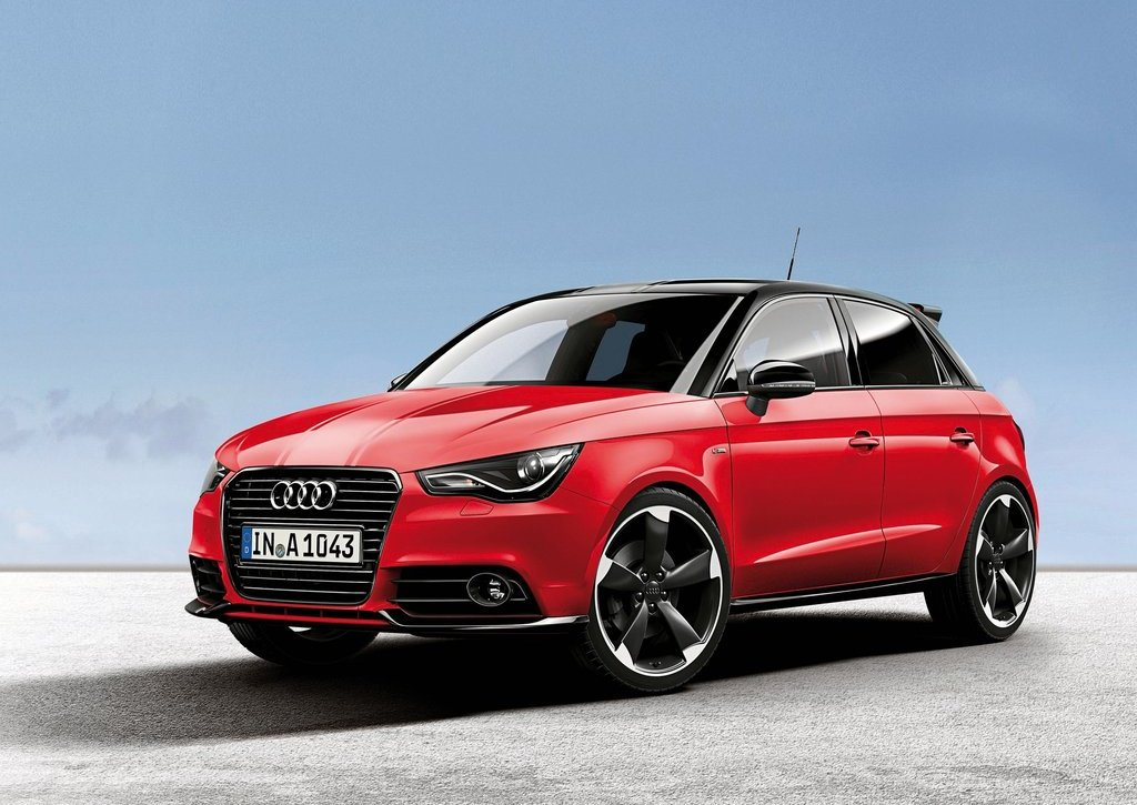 Featured Image of 2012 Audi A1 Amplified Released With A1 Sportback
