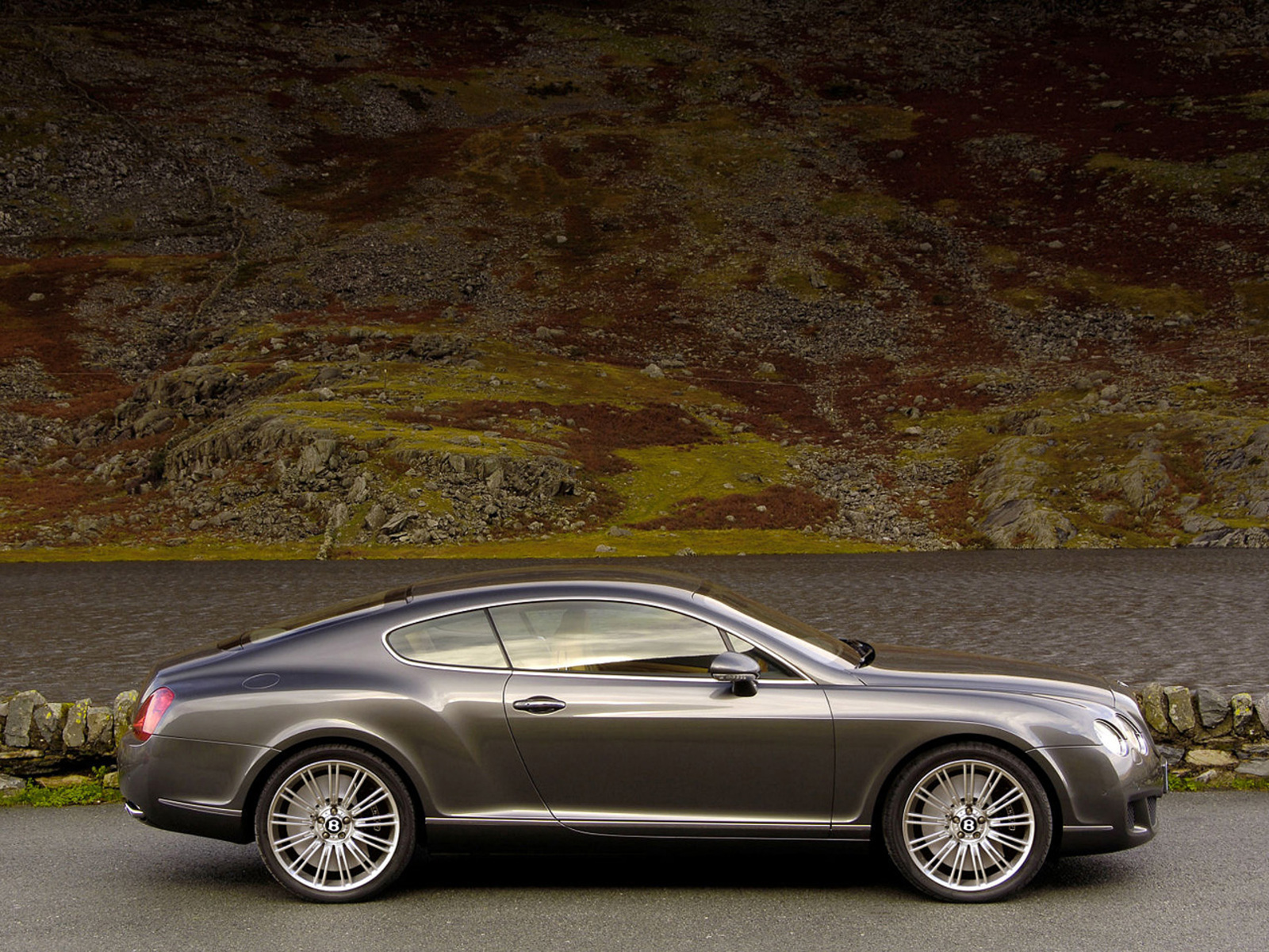 2012 Bentley Continental GT Speed Side (Photo 6 of 6)