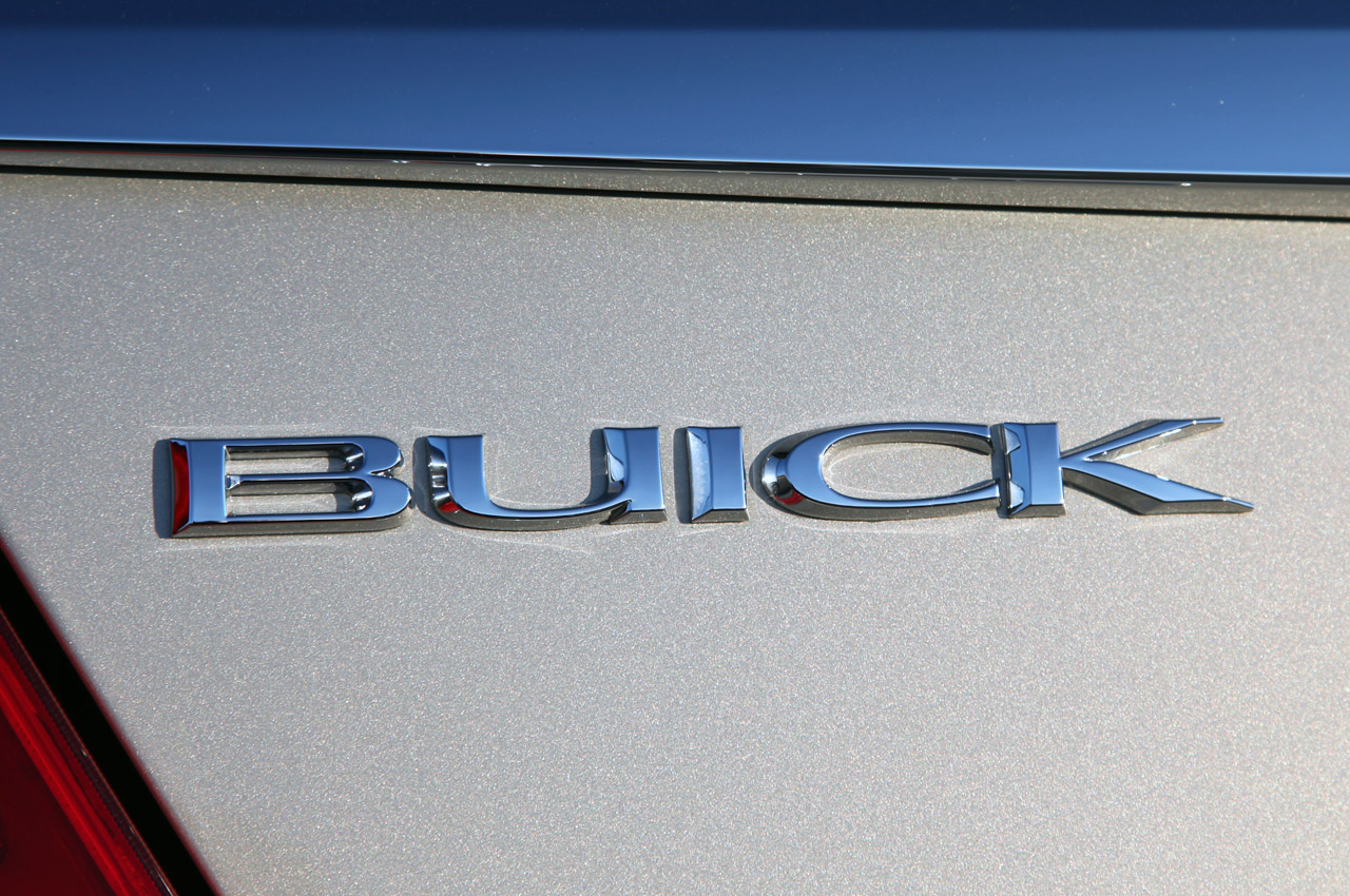 2012 Buick Regal EAssist Emblem (Photo 3 of 22)