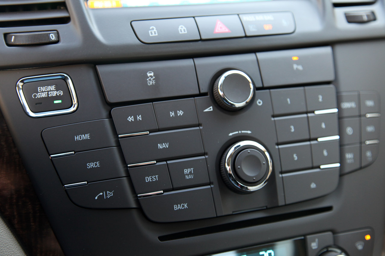 2012 Buick Regal EAssist Feature (View 5 of 22)