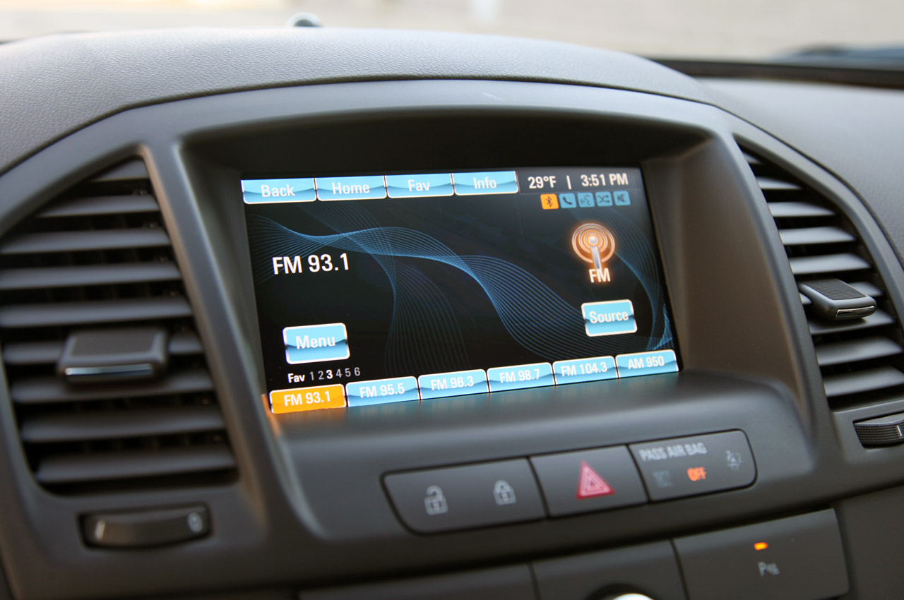 2012 Buick Regal EAssist Feature (View 7 of 22)