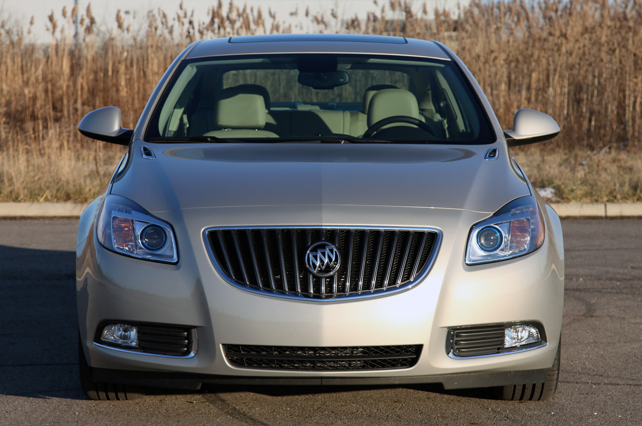 2012 Buick Regal EAssist Front (View 9 of 22)
