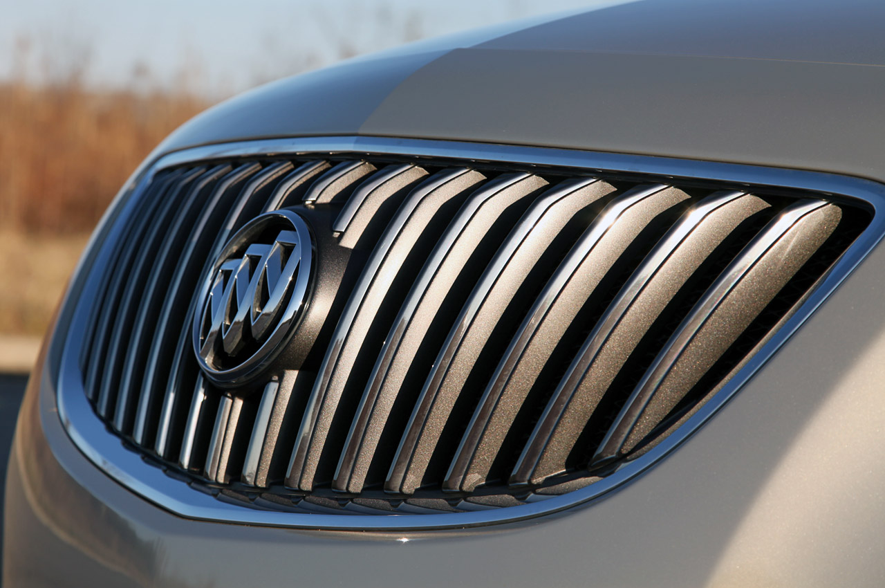 2012 Buick Regal EAssist Grill (Photo 11 of 22)