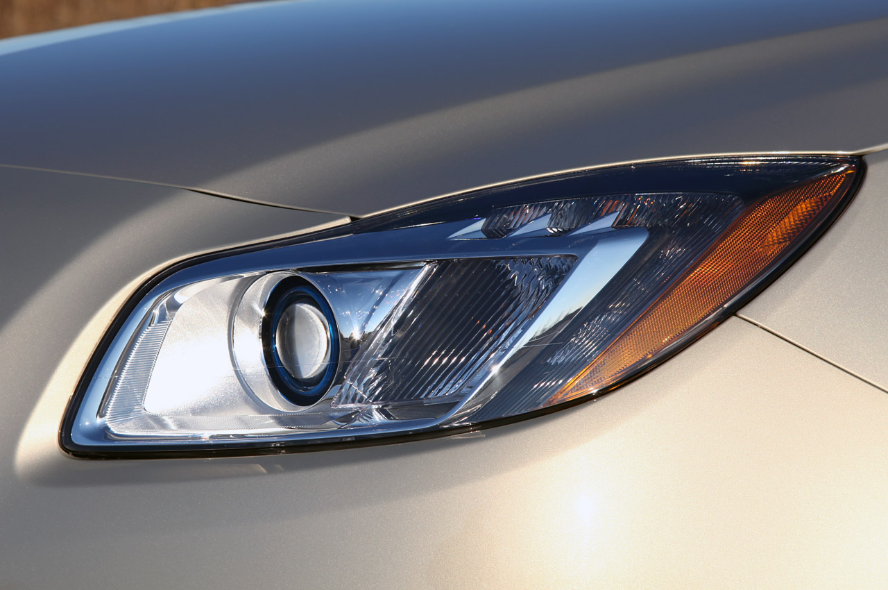 2012 Buick Regal EAssist Head Lamp (Photo 12 of 22)