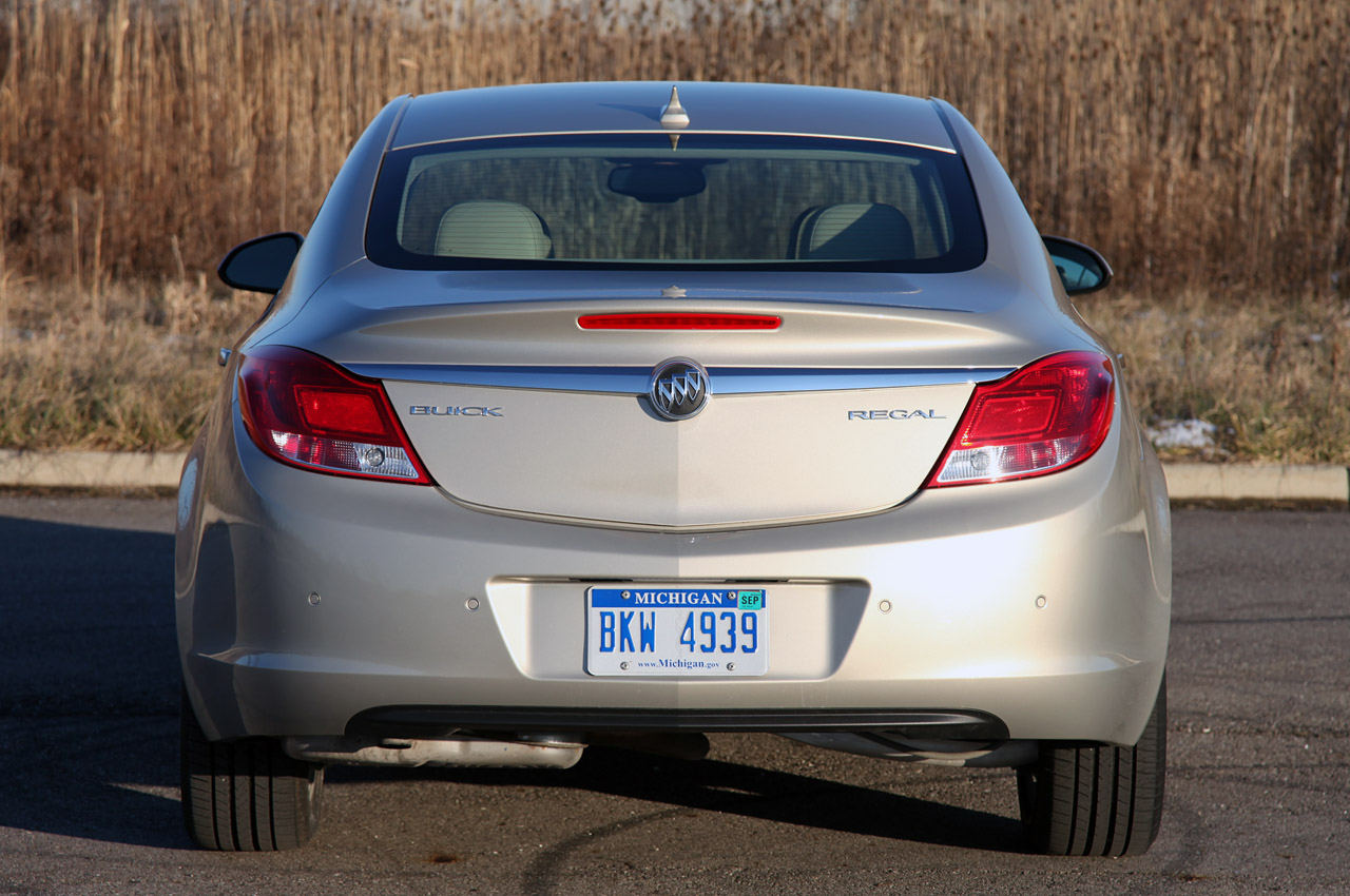 2012 Buick Regal EAssist Rear (Photo 15 of 22)