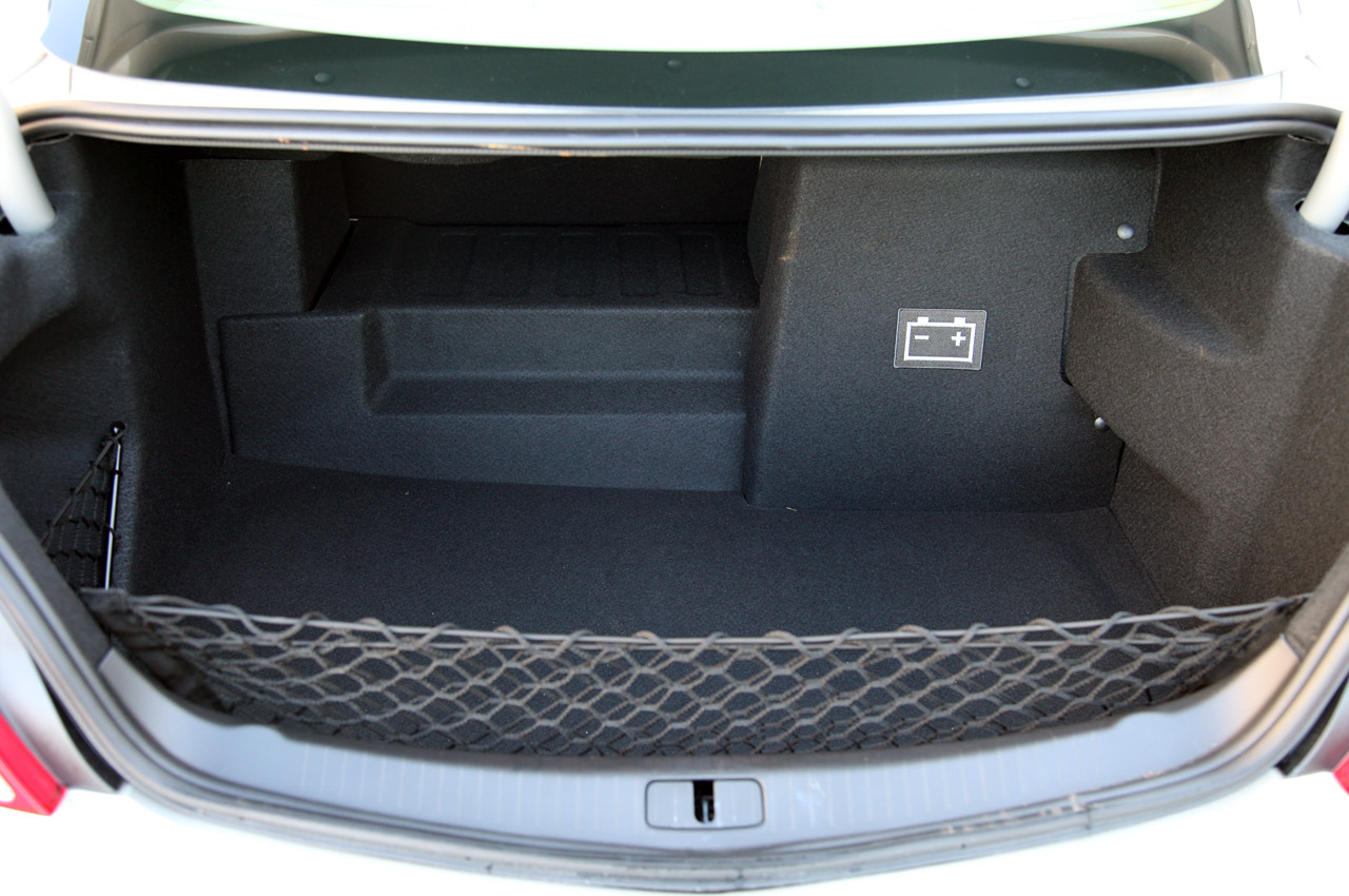 2012 Buick Regal EAssist Trunk (View 20 of 22)