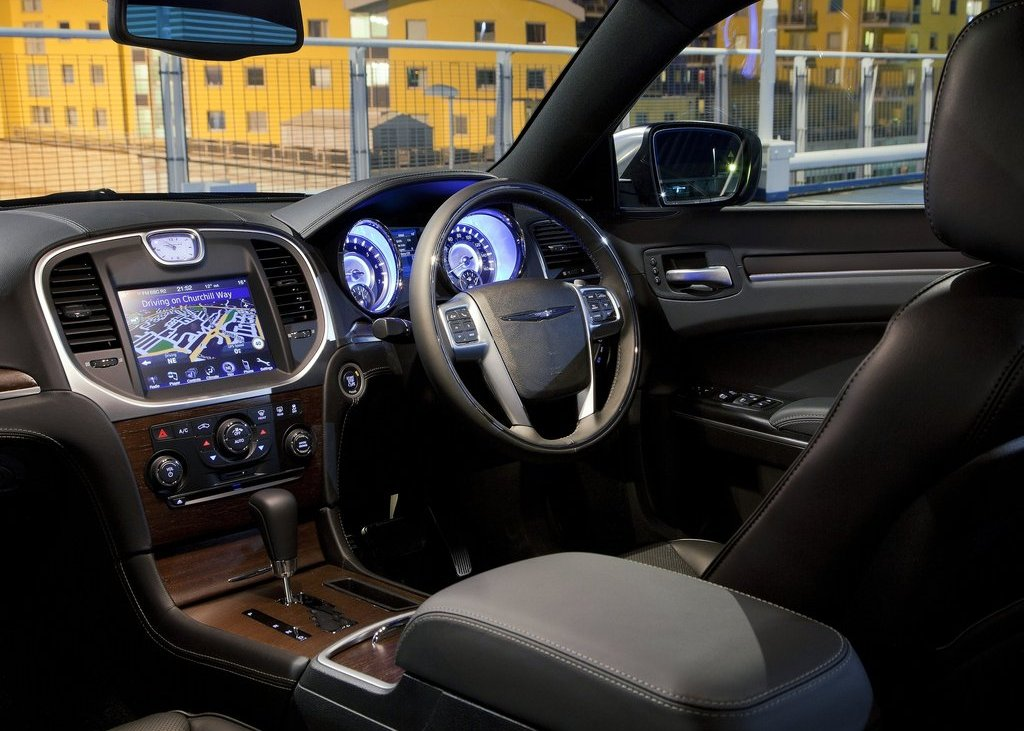 2012 Chrysler 300C Interior (View 10 of 24)