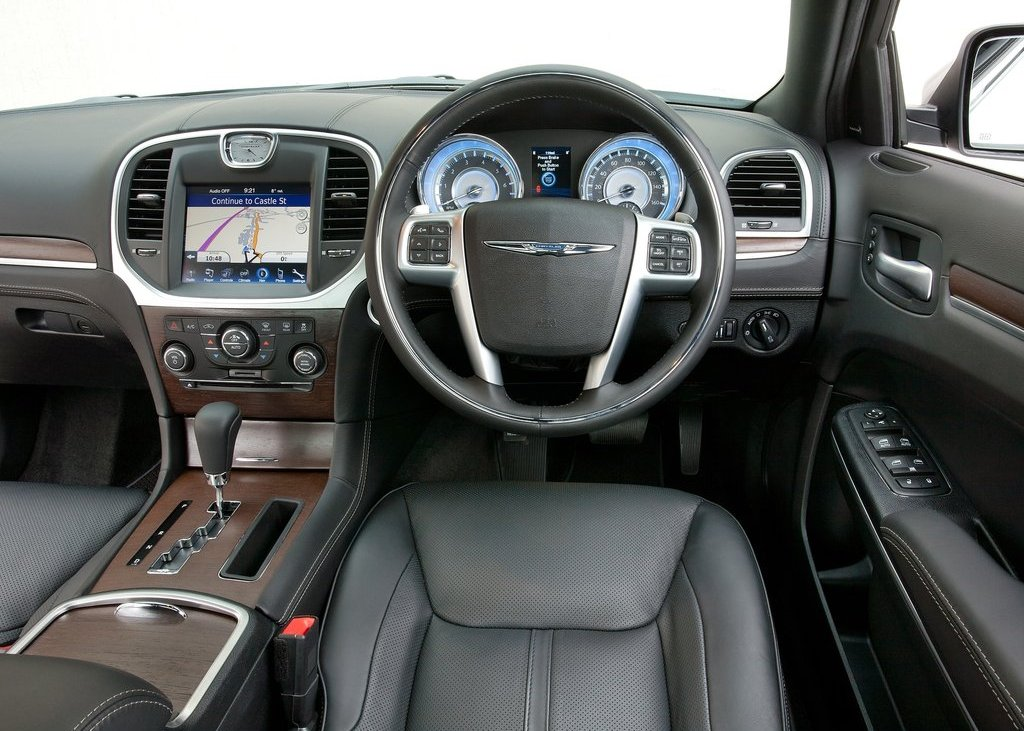 2012 Chrysler 300C Interior (View 14 of 24)