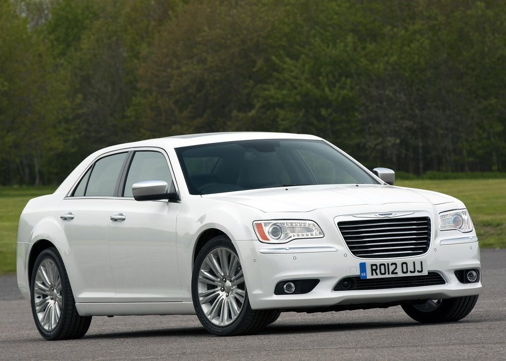 Featured Image of 2012 Chrysler 300C Price Review