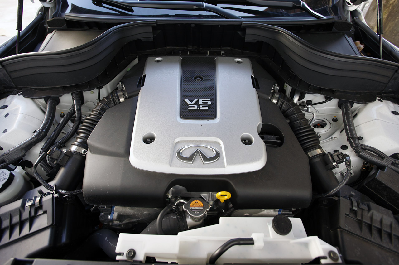 2012 Infiniti EX35 Engine (View 2 of 18)