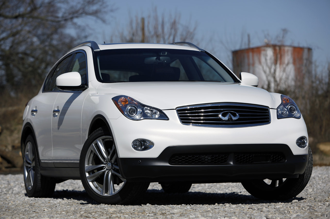 Featured Image of 2012 Infiniti EX35 Price And Review