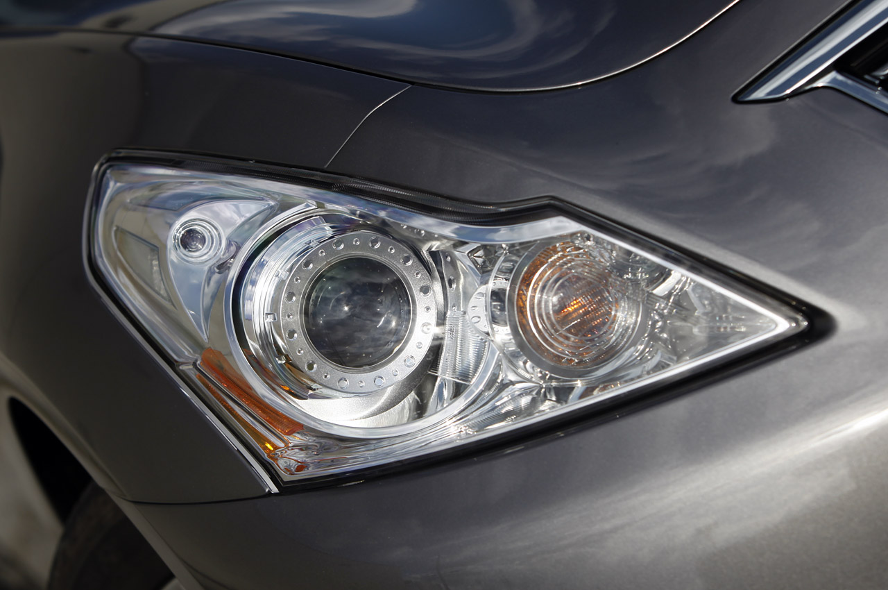 2012 Infiniti G25 Head Lamp (View 6 of 15)