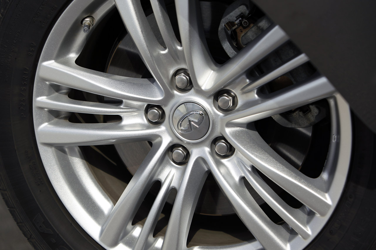 2012 Infiniti G25 Wheels (View 14 of 15)