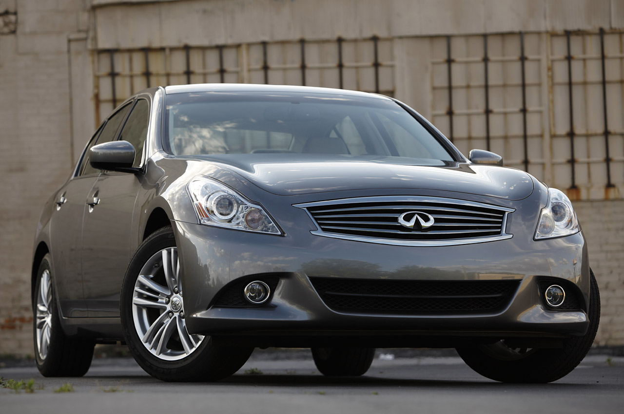 Featured Image of 2012 Infiniti G25 Price And Review