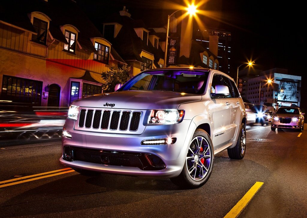 2012 Jeep Grand Cherokee SRT (View 1 of 21)