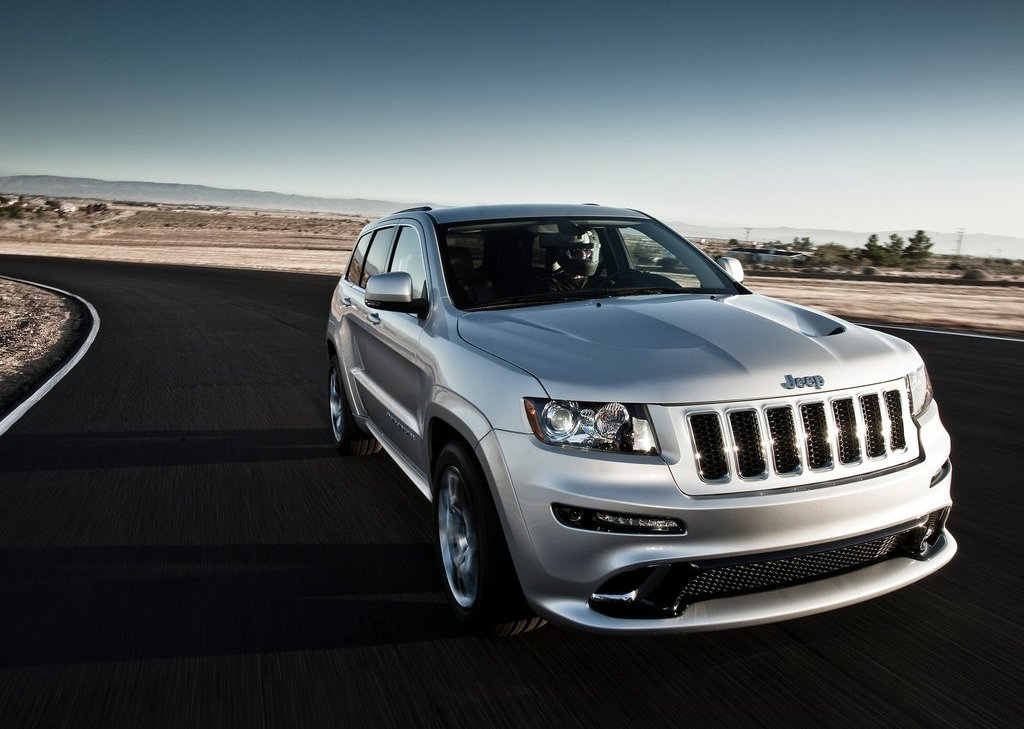 2012 Jeep Grand Cherokee SRT (View 2 of 21)