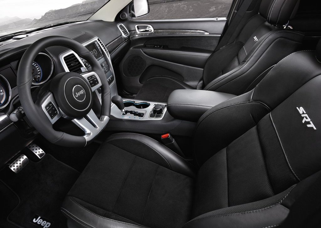 2012 Jeep Grand Cherokee SRT8 Seat (View 17 of 21)