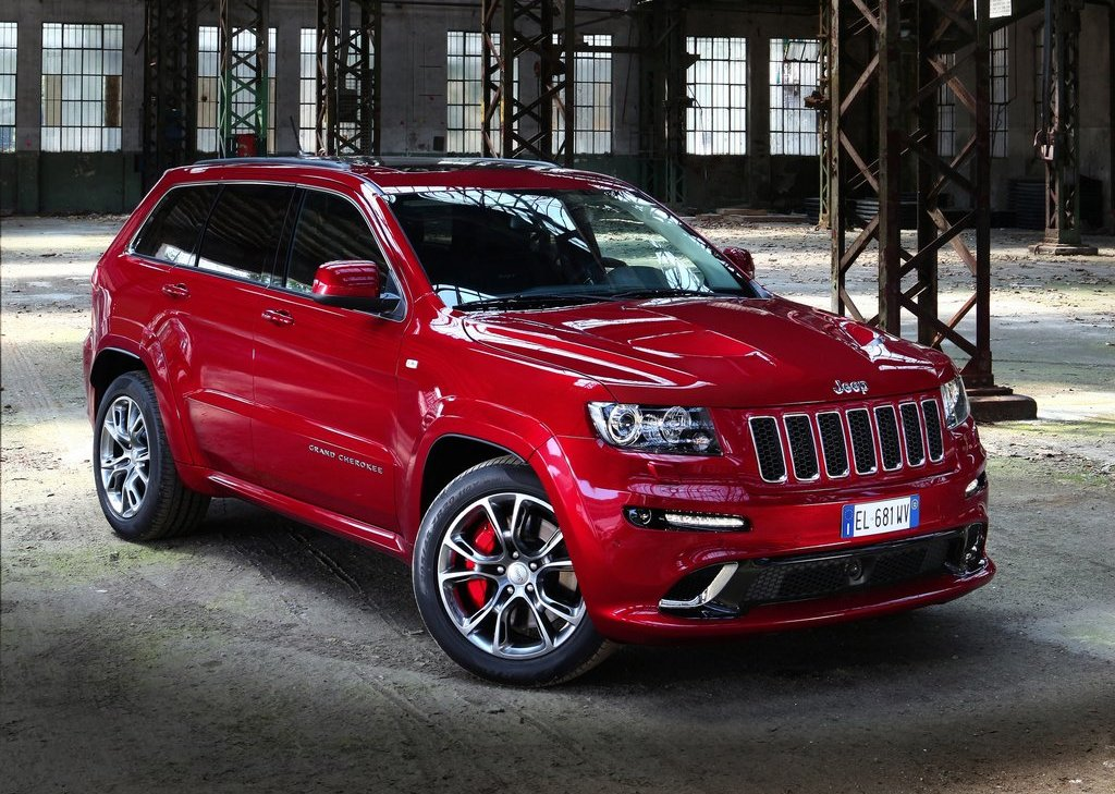 2012 Jeep Grand Cherokee SRT (View 20 of 21)