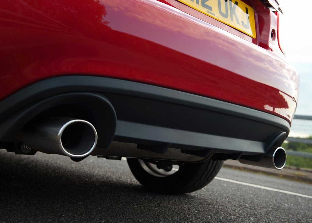 2012 Mazda MX 5 Kuro Exhaust (Photo 5 of 18)