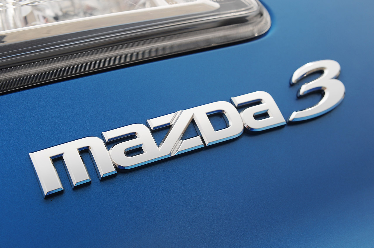 2012 Mazda3 Skyactiv Emblem (Photo 3 of 23)