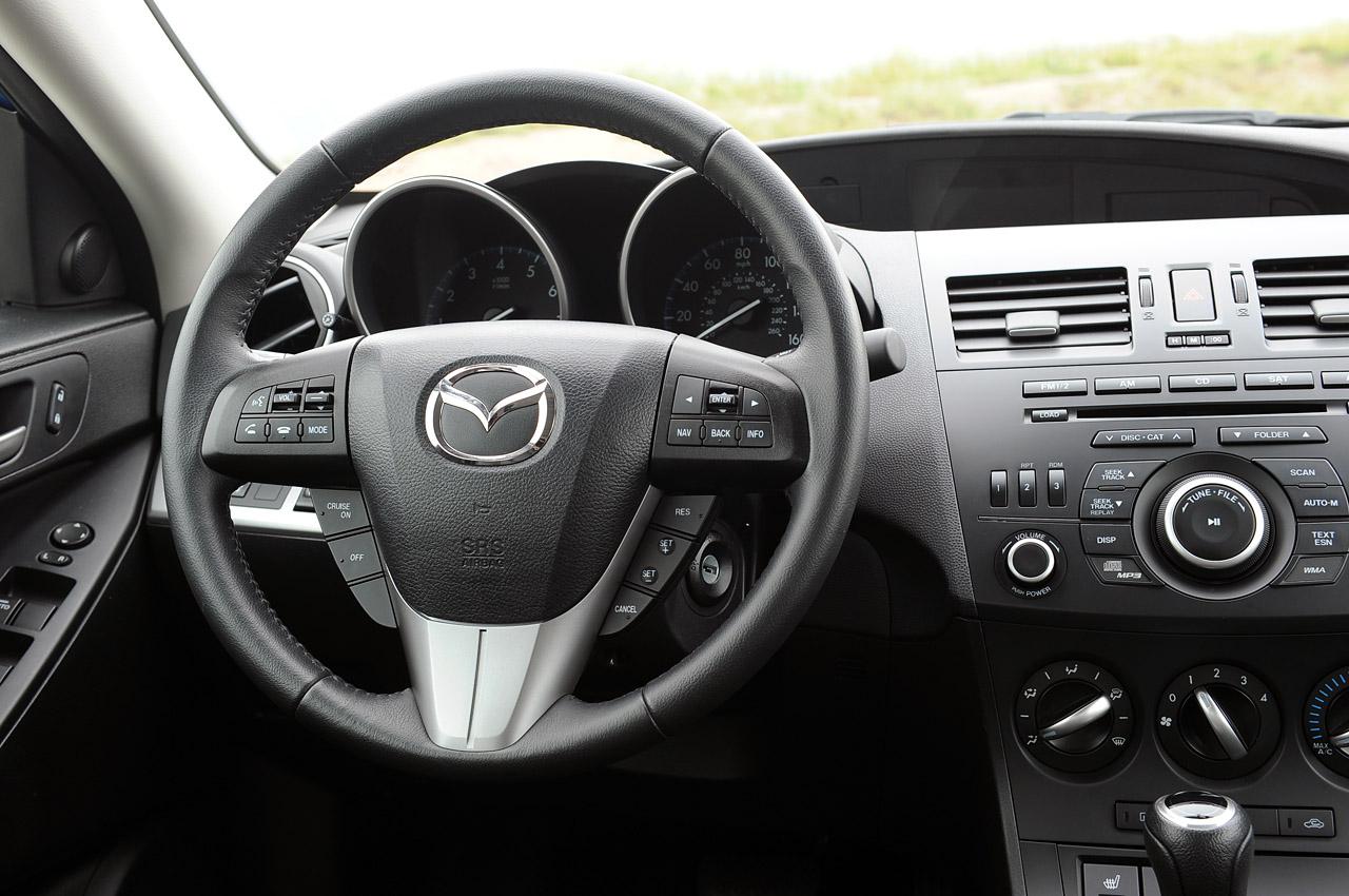 2012 Mazda3 Skyactiv Interior (View 10 of 23)