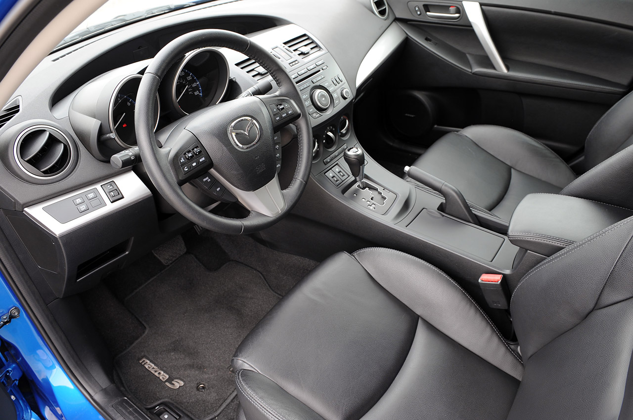 2012 Mazda3 Skyactiv Interior (Photo 13 of 23)