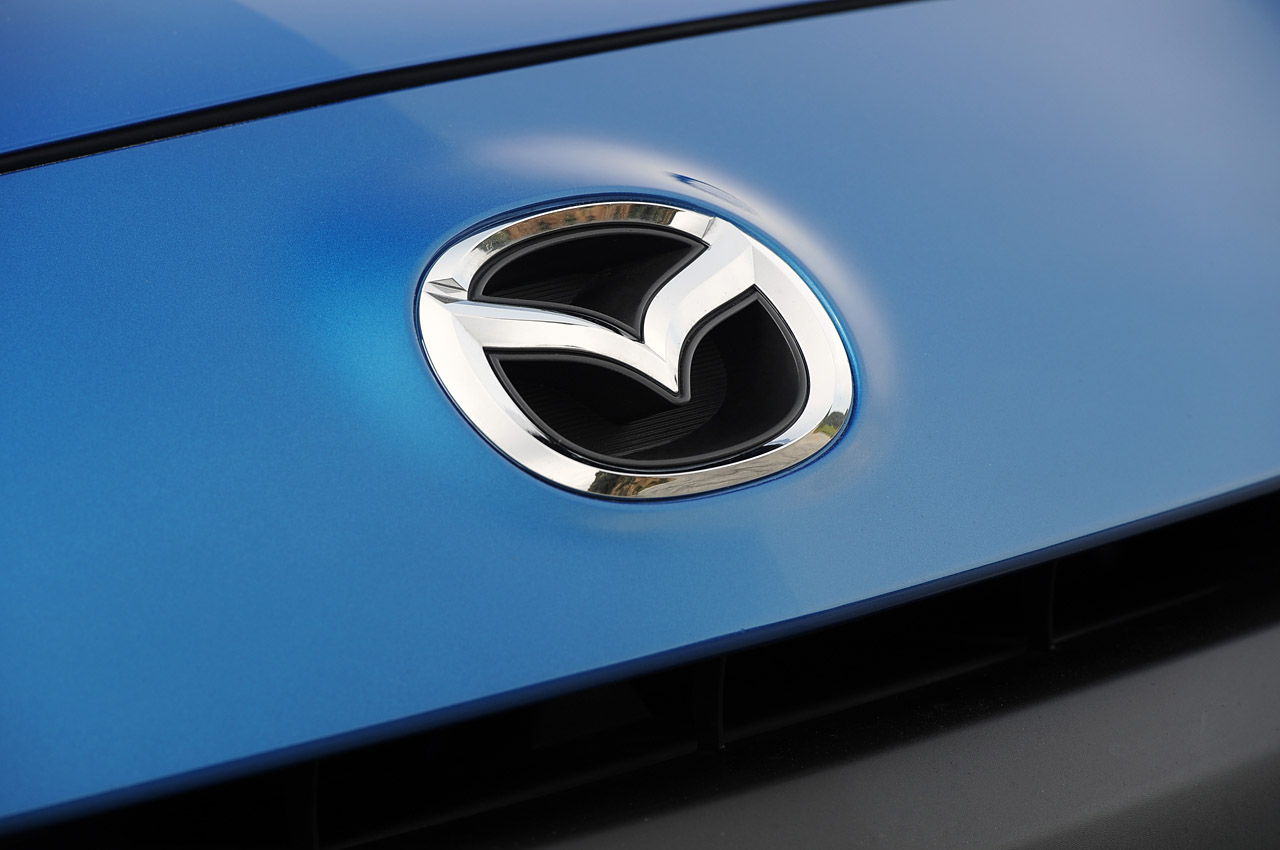 2012 Mazda3 Skyactiv Logo (Photo 14 of 23)