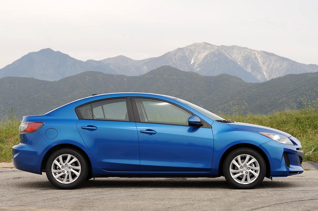 2012 Mazda3 Skyactiv Side (View 18 of 23)