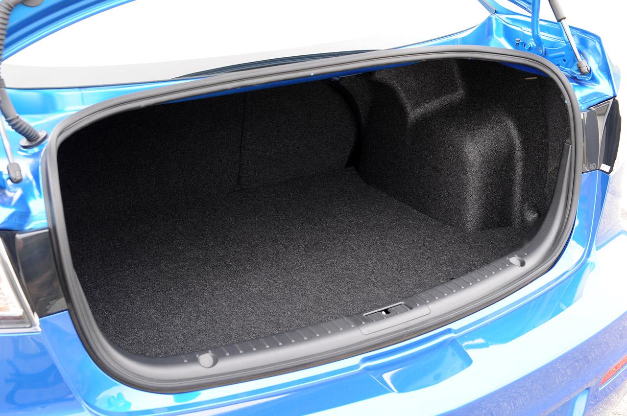 2012 Mazda3 Skyactiv Trunk (View 21 of 23)
