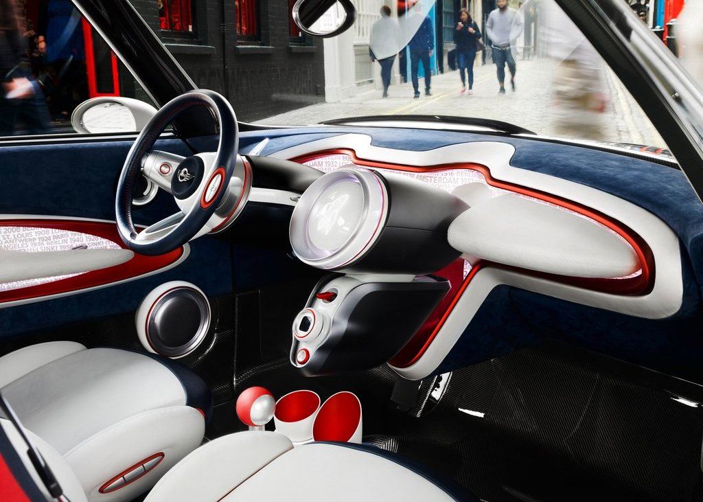 2012 Mini Rocketman Concept Interior (Photo 3 of 9)